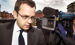 ANDY COULSON ACQUITTED