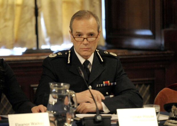 STEPHEN HOUSE QUITS AS POLICE CHIEF