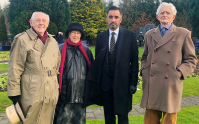 30th Anniversary of the Lockerbie Bombing- Pan Am Flight 103 – Statement by Aamer Anwar- Lawyer for the family of Abdelbaset Al- Megrahi