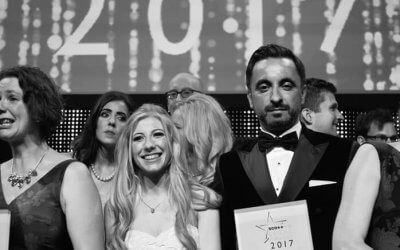 We Have Been Nominated Twice at the Scottish Legal Awards